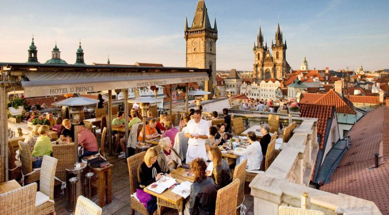 Restaurants in Prague