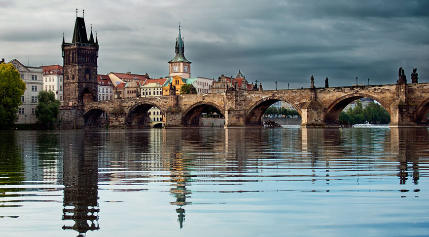 All Prague in One Walk