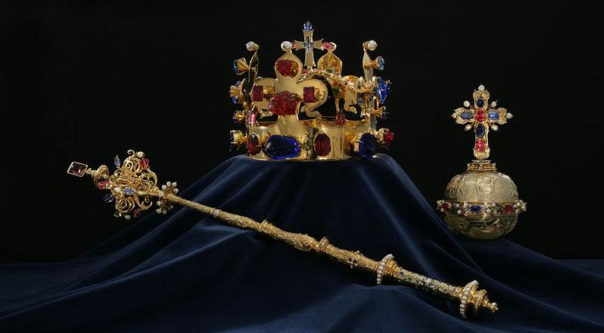 The Czech Crown Jewels